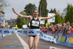 Ольга Росеева из Чебоксар выиграла международный марафон в Цюрихе Спорт марафон легкая атлетика