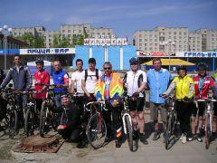Велопробег «Солнце на спицах» ко Дню Победы   К 65-летию Победы велопробег