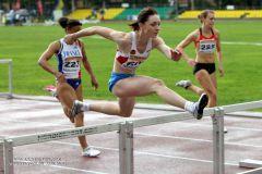 Чувашские легкоатлеты завоевали две золотые медали Спорт легкая атлетика