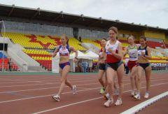 В Чебоксарах стартовал чемпионат ПФО по легкой атлетике Спорт легкая атлетика