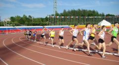 Чувашские легкоатлеты снова лучшие в ПФО Спорт легкая атлетика
