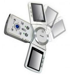 Фотоаппарат-2030 с сенсорным управлением фото Технологии