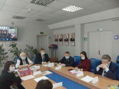 img-a7375b81a8a25f921ff44e744.jpg Землячества Новочебоксарска провели первое в этом году рабочее заседание землячество