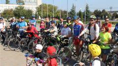 Стартовал ежегодный XV велопробег «Солнце на спицах» велопробег Велодвижение «Солнце на Спицах»