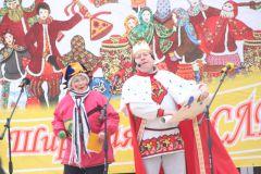 Масленичные гуляния прошли в Новочебоксарске Масленица народные гуляния в Новочебоксраске культура отдых Праздник