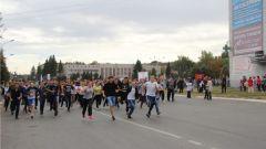 В массовом забеге участвуют все желающие. Фото из архива редакцииКросс наций: Бегут все! Кросс наций