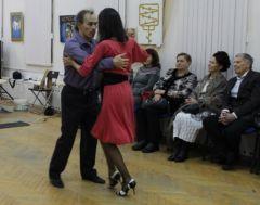 Эдуард и Эльза Важоровы заразили всех аргентинским танго.Лунная соната гончарного круга Ночь искусств