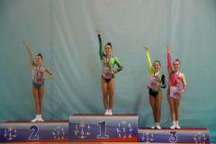 В Чувашии завершились всероссийские соревнования по спортивной аэробике