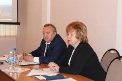 Глава города Новочебоксарска Олег Матвеев отчитался перед депутатами глава города Олег Матвеев