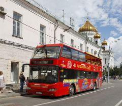 В Чебоксарах планируют запустить двухэтажные экскурсионные автобусы Чебоксары - туристическая столица