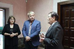 Олимпиаду посетили почетные гостиВ Новочебоксарске состоялась комплексная олимпиада по физике, математике и информатике образование