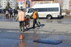В Новочебоксарске стартовал ямочный ремонт дорог ямочный ремонт дорог