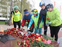 img_5011.jpgВ Новочебоксарске прошел традиционный велопробег ко Дню Победы День Победы в Новочебоксарске велопробег