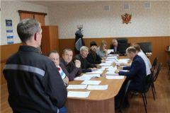 На заседании Комиссии по помилованию. Фото: cap.ruКомиссия по помилованию отклонила 11 из 12 ходатайств о досрочном освобождении заключенных, отбывающих наказания в колониях Чувашии осужденные