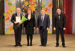 Депутату Госсовета ЧР Сергею Михееву объявлена благодарность Главы Чувашии