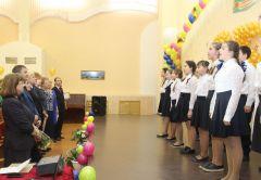 Школа № 19 отпраздновала свой 25-летний юбилей