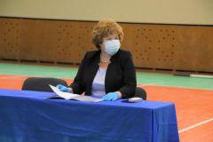 Ольга Чепрасова провела совещание по вопросам строительства кордодрома кордодром