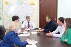 Министр Александр Героев встретился с застройщиками проблемных объектов долевого строительства долевое строительство
