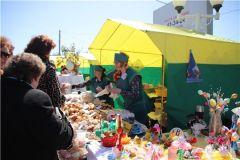 img_6830.JPG На пасхальной ярмарке в Новочебоксарске определили лучшие блюда и композиции Пасхальная радость Пасха
