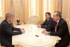 В Управлении ФСБ России по Чувашии новый начальник  ФСБ назначения