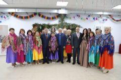 В Канашском районе открылся новый Дом культуры