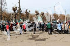На «Химпроме» прошли учения по эвакуации при пожаре Химпром