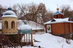 Купель в Новочебоксарске. Фото: cap.ruПравославные верующие готовятся к Крещению 19 января — Крещение Господне
