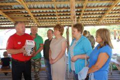 Сенатор Вадим Николаев посетил экспедицию «Школа дикой природы» Школа дикой природы