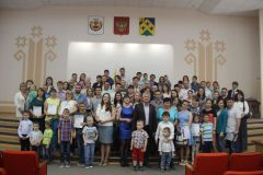 Еще 36 семей Новочебоксарска стали на шаг ближе к обладанию собственным жильем Молодая семья доступное жилье Квартирный вопрос