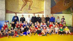 В столице Чувашии проходят межрегиональные тренировочные сборы по вольной борьбе среди юношей