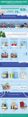 Новогодние каникулы: подводим итоги