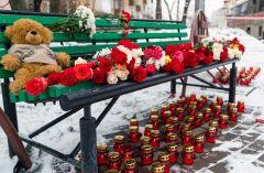Фото Данила Айкина, ТАССДети, простите... Кемерово