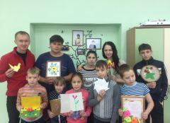 Сотрудник ИК-1 посетил Шумерлинский центр для детей-сирот 2018 - Год волонтера