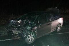 Последствия ДТПВ ночном ДТП в Чувашии пострадали 10 человек ДТП