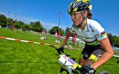 Ирина Калентьева - десятая на чемпионате мира по маунтинбайку в Швейцарии ирина калентьева
