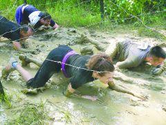 Испытание грязью.Стальной характер Испытано на себе