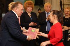Школа № 17 Новочебоксарска отмечает 30-летний юбилей