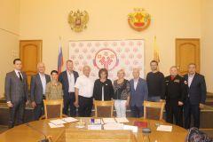 Представители партий и НКО Чувашии подписали соглашение о сотрудничестве по наблюдению за выборами Выборы-2020