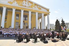 jpg_7447.jpgНа Красной площади Чебоксар широко отметили День славянской письменности День славянской письменности и культуры