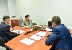 Глава Чувашии Михаил Игнатьев провел прием граждан по личным вопросам