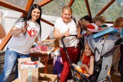 1 июня в парке им. А.Г.Николаева - благотворительный фестиваль «День Добрых Дел» 1 июня — Международный день защиты детей
