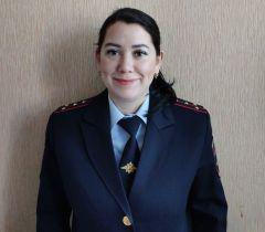 Екатерина Николаева, оперуполномоченный уголовного розыска  отделения МВД России в Новочебоксарске,  капитан полицииОт такой работы нужно фанатеть
