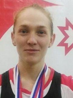 Ирина БаймулкинаЧувашия принимала  силачей России Тяжелая атлетика