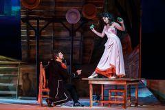 Кармен (Софья Файнберг), я у твоих ног!На сцене — ее величество Опера Территория культуры XXVI Международный оперный фестиваль