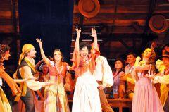 Фото Александра СИДОРОВАТанцуй, Кармен! (видео) Международный оперный фестиваль 2014 - Год культуры