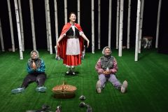 Фото Минкультуры ЧувашииНа сцене —  Красная Шапочка