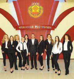 Михаил Игнатьев встретился с участницами вокального коллектива Михаила Турецкого SOPRANO