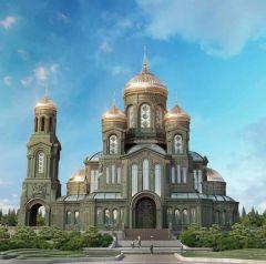Их имена и подвиги сохранятся  в храме Победы