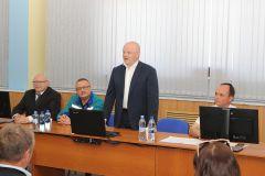 В рамках Дня Химика ООО «Перкарбонат» подвел итоги Химпром