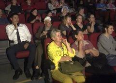 Сегодня в Новочебоксарске открылся кинозал День города Новочебоксарска